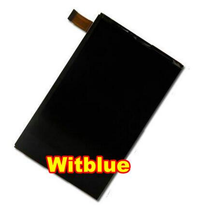 Witblue New LCD Display Matrix For7 PRESTIGIO MULTIPAD WIZE 3787 3G PMT3787 3G Tablet inner LCD screen panel Module Replacement new lcd display matrix for 7 nexttab a3300 3g tablet inner lcd display 1024x600 screen panel frame free shipping