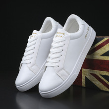 2019 Spring White Shoes Women Flats Hot