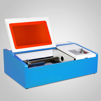 Updated 40W HIGH PRECISE and HIGH SPEED Third Generation CO2 Laser Engraving Cutting Machine USB PORT