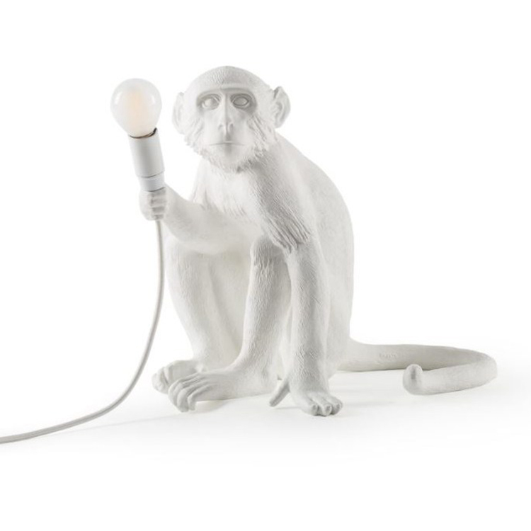 DESK LAMP-WHITE