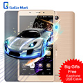 Leagoo mtk6580a m8 3g smartphone android 6.0 quad core 1.3 ghz 2 gb + 16 gb 13.0mp + 8.0mp 3500 mah digital de 5.7 polegada do telefone móvel hd