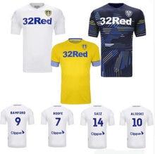 39823c6e483 En stock nouveau 18 19 Leeds United Casual chemises 2018 2019 Leeds United  chemises Loisirs Casual Taille S-XXL