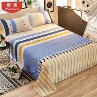Постельное белье Домашний текстиль покрывало постельное белье простыни один студент общежития простыни 1,8 м двойной 1.5m1.6/2,3 м