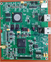 H264 265 SDI video decoding communication board Hi3536+XC7A75T video compression LVDS driver