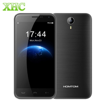 "Original Homtom HT3 5.0"" HD 720P Android 5.1 MT6580A Quad Core 1GB RAM 8GB ROM 5MP Dual SIM 3000mAh Smartphone"