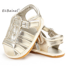 E&Bainel Baby PU Leather Moccasins Shoes For Boys Shoes Toddler Boy Summer Shoes Baby Shoes Children's Sneakers