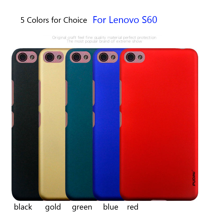 competitive price 998d9 317c5 US $3.99 |Lenovo S60 Case Rubber Coating Cover Case Skin free ship on  Aliexpress.com | Alibaba Group
