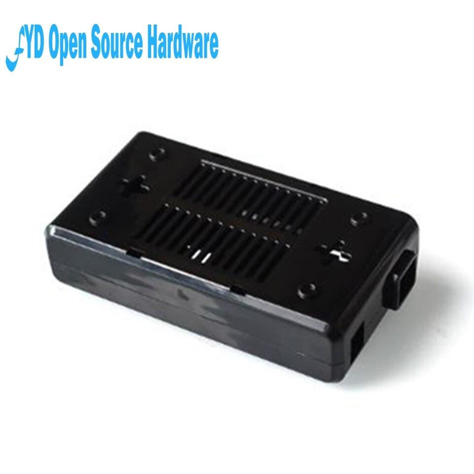 1 шт. черный Чехол Коробка ABS для корпуса контроллера Arduino Mega2560 R3 с переключателем Интегральные схемы      АлиЭкспресс