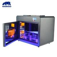 2018 wanhao mais novo eficiente uv cura caixa para o seu modelo de impressora 3d diy|Impressoras 3D| |  -