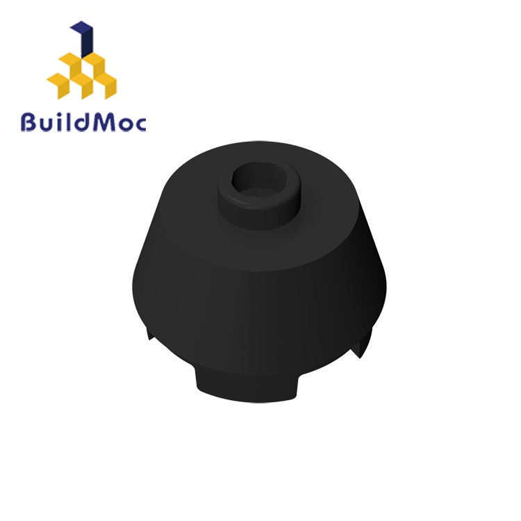 BuildMOC Compatible Assembles Particles 98100 2x2 For Building Blocks Parts DIY LOGO Educational Tech Parts Toys