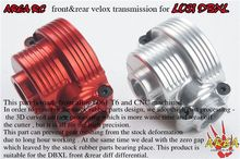 AREA RC front&rear velox transmission for LOSI DBXL