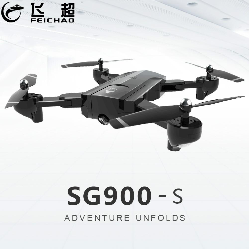 SG900 S GPS Drone Camera HD 720P 1080P Profession FPV Wifi RC Drone Fixed Point Altitude Hold Follow Me Dron Quadcopter vs H501s