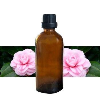 Camellia oil 100% pure plant base oil Essential oils skin care Camellia oil 100ml Free shipping J15