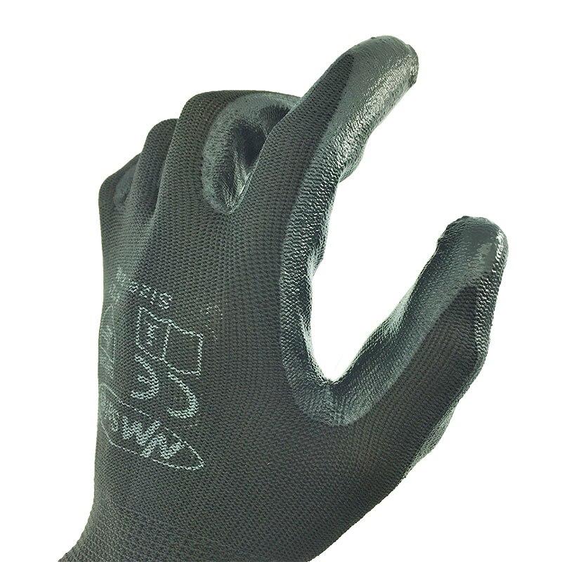 NMSafety mănuși de lucru din nitril pentru scufundare din nylon - Securitate și protecție - Fotografie 2