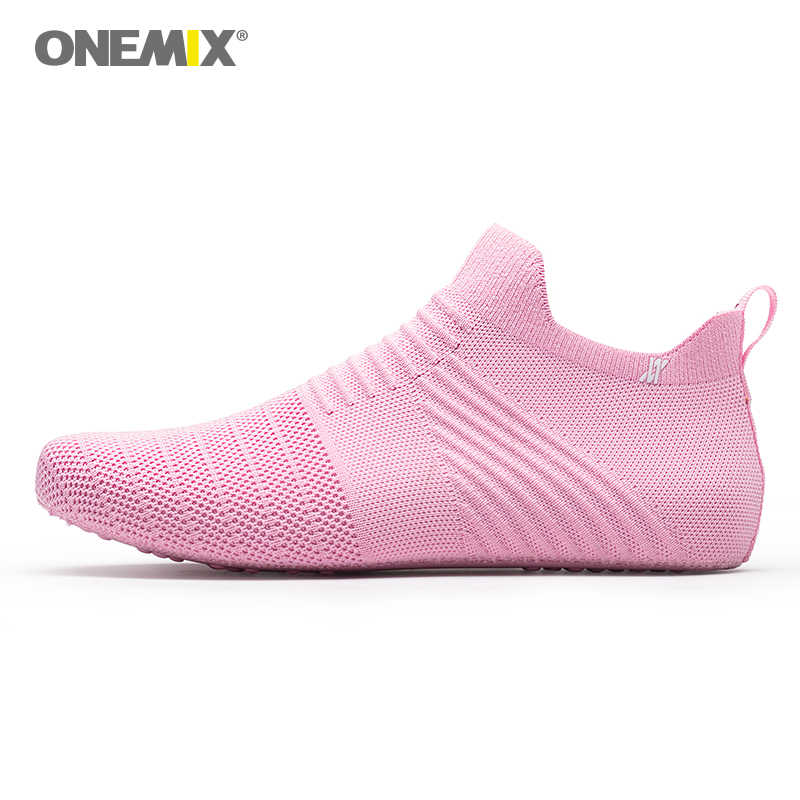 Onemix男性屋内ウォーキング靴スリップオン中わたスリッパ白高弾性なしのり環境光クールな男屋内靴