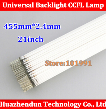 200PCS High Quality 455mm*2.4mm 21 inch Backlight CCFL Lamps for LCD Monitor Free Shipping