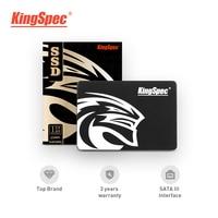 Kingspec SATA3 90gb SSD 180gb Hard Drive Disk SATAIII 360gb 2.5 inch Black Internal Solid State Hdd for Desktop Laptop PC