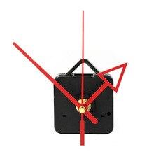 Высококачественные кварцевые часы механизм с крюком DIY запчасти 6 стилей детали+ белые стрелки Прямая поставка