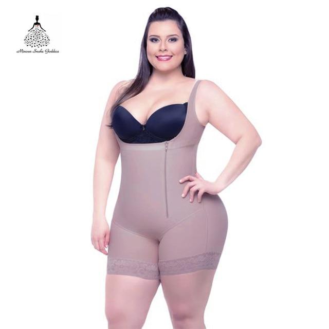 de156a084b000 Waist trainer Modeling Strap Corsets Slimming shapewear tummy control  Underwear Butt lifter Body shaper Gaine Amincissante women