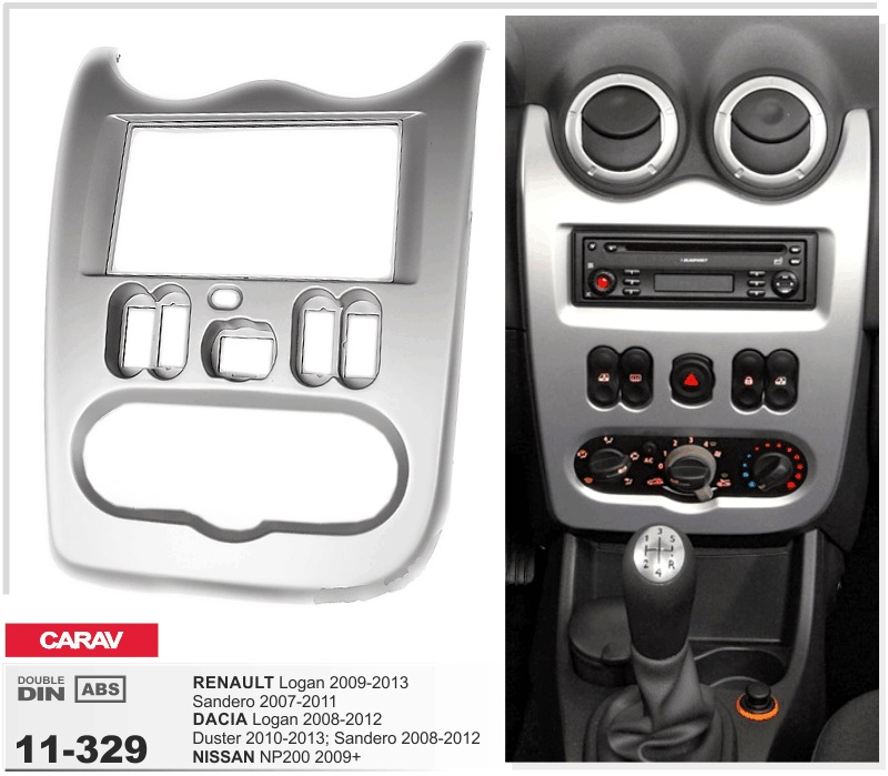 Fit for Renault Logan 2009-2013 Sendero Dacia Logan 2008-2012 Duster Sandero Nissan NP200 2009 android 6.0 gps mp5 car dvd radio чехол deppa 85339 chic case для apple iphone x черный кейс полиуретан