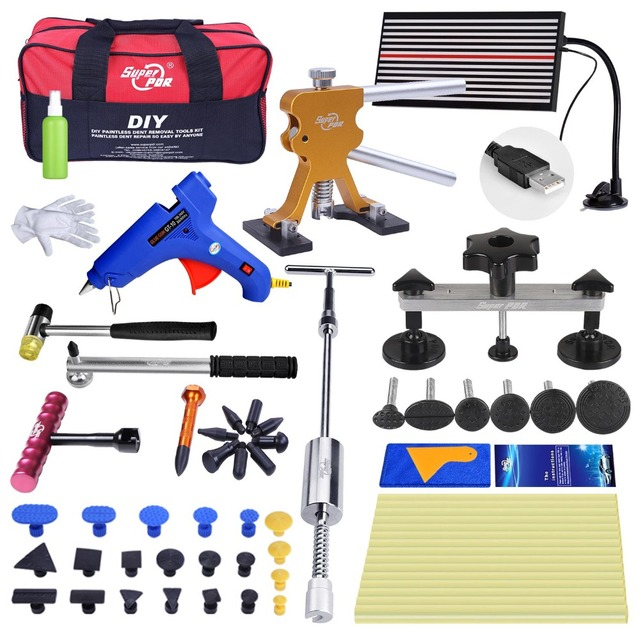 Buying A Car With Hail Damage >> Us 108 63 32 Off Aliexpress Com Buy Pdr Tools Kit Dent Removal Paintless Dent Repair Tool Car Dent Repair Hail Damage Repair Dent Puller Suction