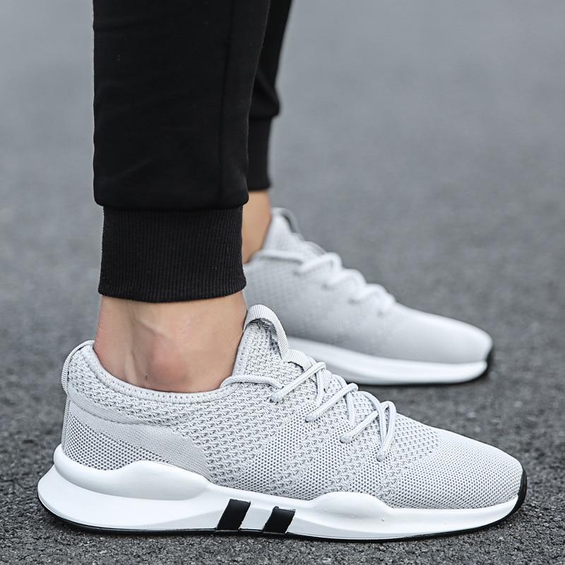 KOKOCAT 2018 Pria Desain Baru Sepatu Ringan Sepatu Kasual Bernapas - Sepatu Pria - Foto 3
