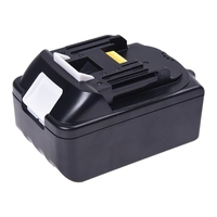 FFYY Replacement Power Tool Battery for Makita BL1830 2 18V 3.0 Ah Black