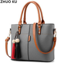 ZHUOKU 2017 fashion women handbags panelled messenger bags high quality phone keeper female single shoulder bags bolsas