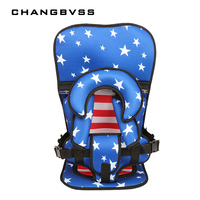 Captain American Style Baby Toddler Safety Seats For 6M 36M Kids Portable Travel Car Seats Children