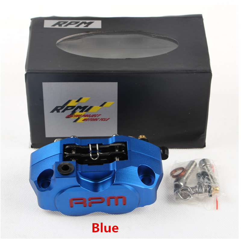 Universal Modified Small Radiation 100% High Quality CNC Aluminum Motorcycle 200mm/220mm Disks Brake Pump Brake Calipers 9 Color aluminum cnc brake