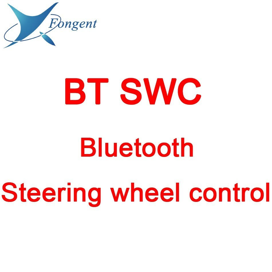 Special Bluetooth Steering wheel control wireless media Button without font b Battery b font Only For