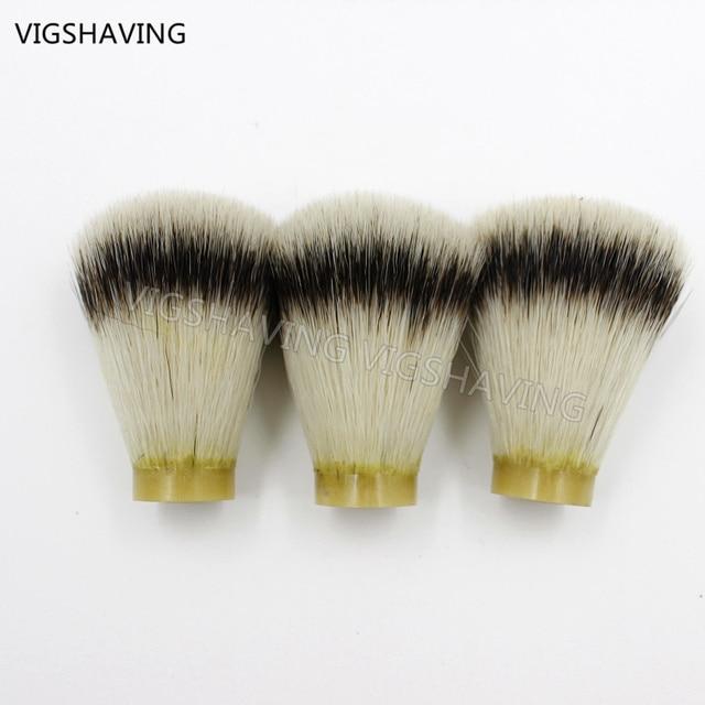 30MM / 3pcs synthetic Hair Shaving Brush Knots