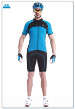 MySenlan genuine planet jersey short sleeve shirt and shorts suits 2014 Summer new male bike clothing