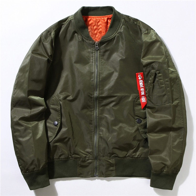 Compare Prices on Mens Bomber Jacket Green- Online Shopping/Buy ...