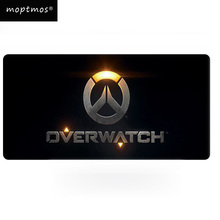 Overwatch Gaming Mouse Pad  Large Mousepad PC Desk Mouse Mat Non-slip Rubber Base Laser & Optical Mouse Pad Mat Compatible