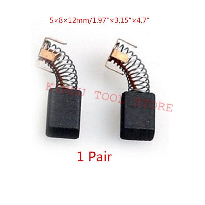 Carbon Brushes Replace For MAKITA 9501B 9035KB 6905B 6905B 3705 JV0600 HP1631 DF4700 BO5041 BO5021 BO5012 BO5010 BO4561 BO4554