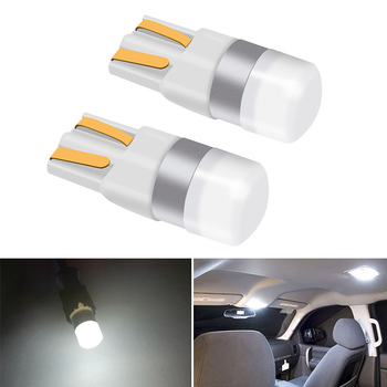 2Pcs W5W T10 CANBUS Car LED Interior Dome Reading Light For Acura TSX MDX TL RDX RSX DC5 Integra CL CSX EL ILX NSX Legend Vigor image