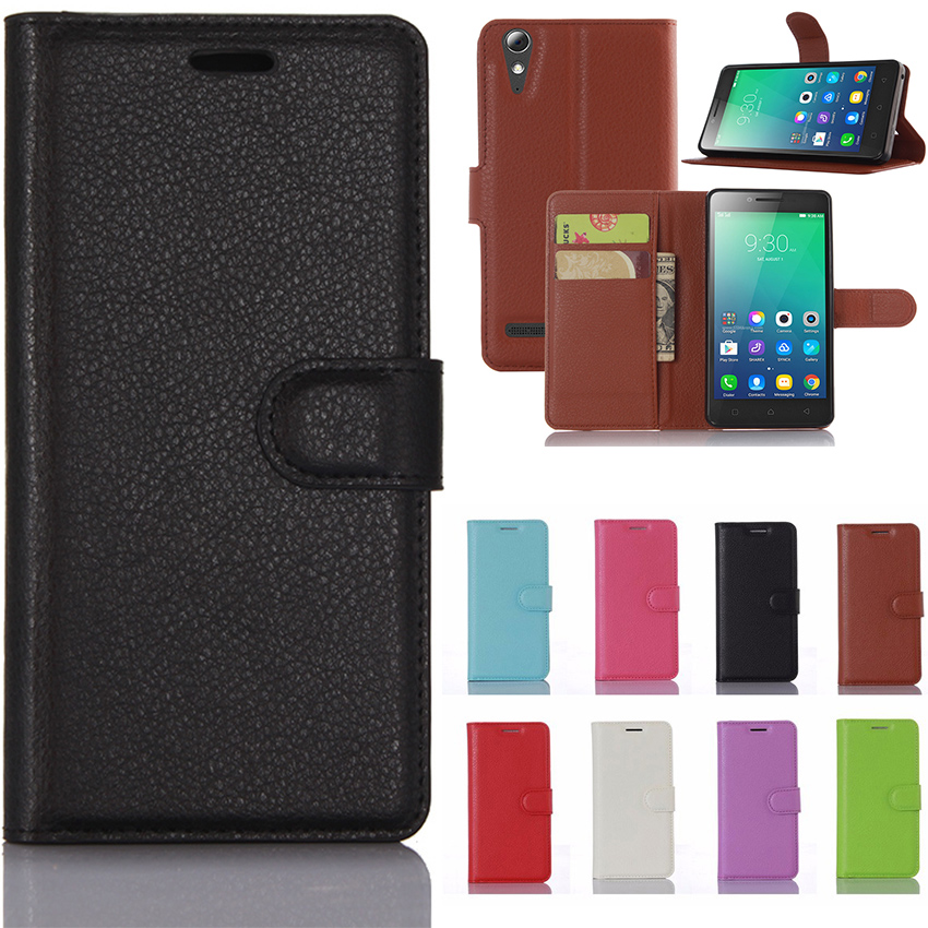 Lenovo A6010 Case Flip Phone Case for Lenovo A6010 Plus & A6000 & for Lenovo Lemon K3 K30-T Cover K 3 A 6000 <font><b>6010</b></font> Coque Fundas image