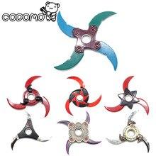 Naruto Kunai Metal Weapons Cosplay Toys Accessories Items Sunstrider Mangikiu Shalingan Shuriken Tsunade Minato Knife