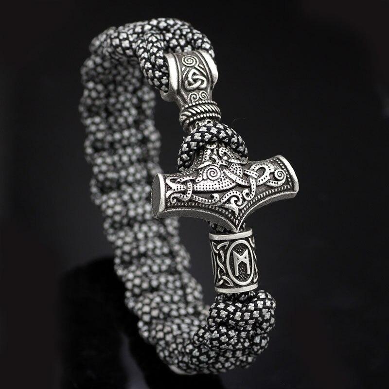 Bracelets Vintage corde tressée  1