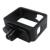 Shoot 5 cores caixa de proteção de alumínio para go pro 5 acessórios da câmera gopro hero 5 preto