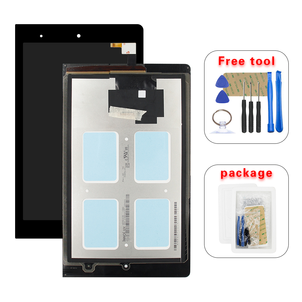 For Lenovo B6000 60044 LCD Display Touch Screen Digitizer Assembly Replacement