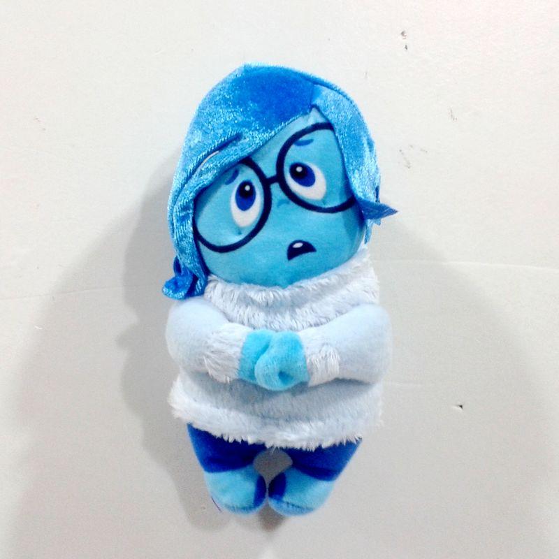 Оригинал наизнанку печаль милые штучки плюшевые игрушки ребенка подарок на день рождения