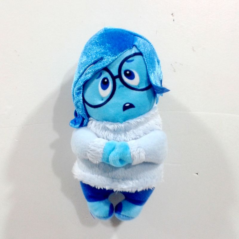 Original Inside Out Sadness Cute Girl Stuff Plush Toy Baby Birthday Gift