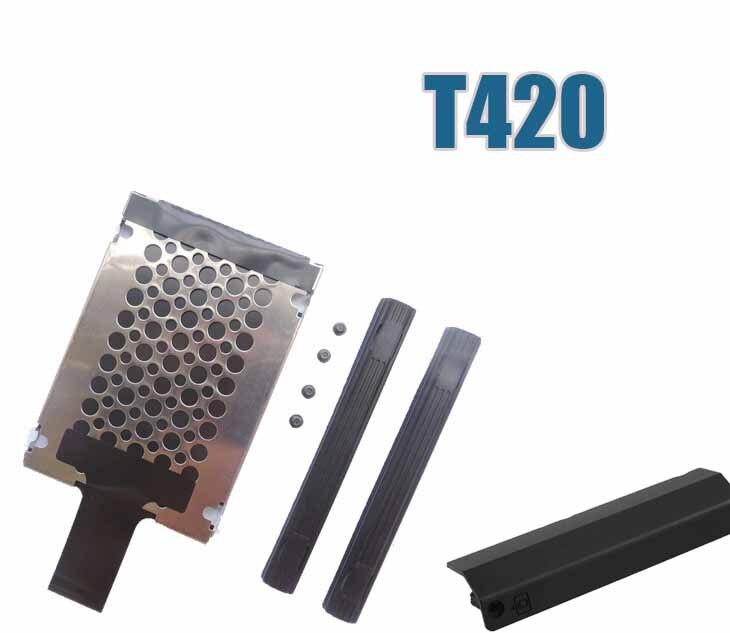 New HDD Hard Drive Cover Caddy Rails For IBM/Lenovo Thinkpad T420 T420i