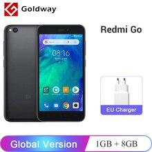 Küresel Sürüm Xiaomi Redmi GITMEK 1 GB RAM 8 GB ROM Cep Telefonu Snapdragon 425 Quad Core 5.0