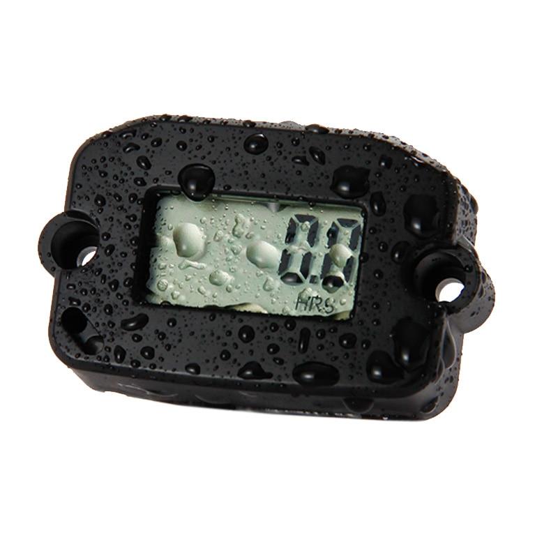 กันน้ำเงิน Tach ชั่วโมง Meter - อุปกรณ์และชิ้นส่วนรถจักรยานยนต์