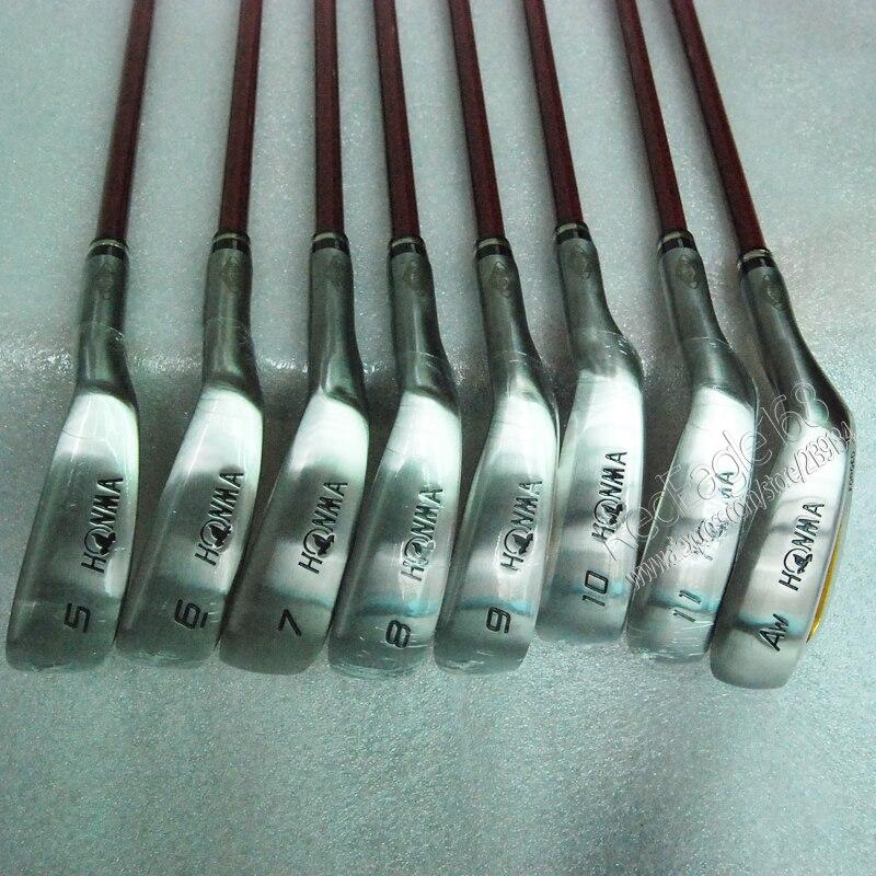 Cooyute New ženski golf klubi HONMA S-03 Golf likalni klubi - Golf - Fotografija 5