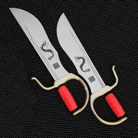 Wing Chun Butterfly Knives Bart Cham Dao Wing Chun Swords Wing Tsun Butterfly Swords 100% handmade brass fittings