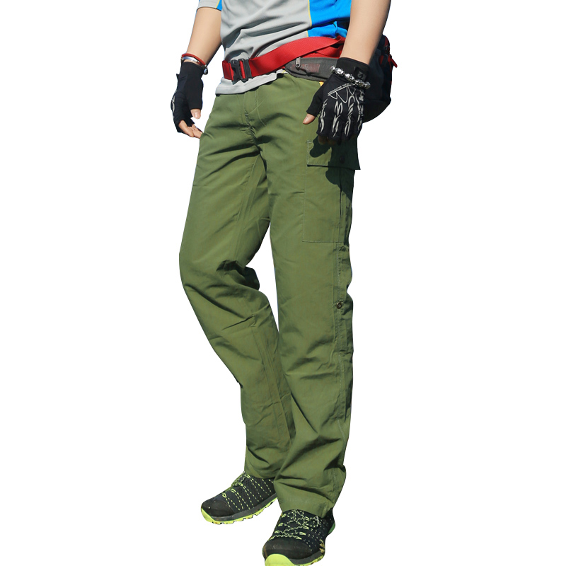 2017 summer hiking pants camping outdoor pants trekking quick dry mountain sports cargo pant pantalones hombre army green outdoor camping hiking survival water filtration purifier drinking pip straw army green